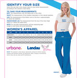 Nursing Scrubs Womens Modern Fit Pant XX-Small - X-Large